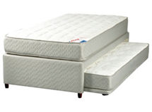 Divan Cama Flex Therapedic 1.5 plazas $179.990