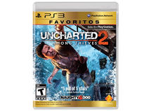 Juego PS3 Uncharted 2: Among Thieves $14.990