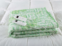 Calientacama Green Matrimonial Scaldasonno $46.990