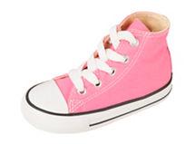 Converse Zapatilla Chuck 7J234C-650 Pink T20 - T26 $17.990