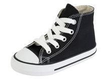 Converse Zapatilla Chuck Taylor All Star Negro T27 - T35 $19.990
