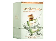 Perfume Hombre Mediterraneo Deluxe EDT Antonio Banderas 100ml $9.990