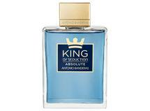 Perfume Hombre King Absolute EDT 200 ml Antonio Banderas $21.990
