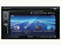 Radio Sony XAV-612BT $299.990