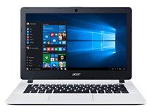 Notebook Acer 13,3' Intel Pentium 4GB/500GB $279.990
