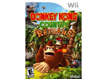 Juego Wii Donkey Kong Country Returns $14.990