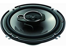 Parlantes PIONEER TS-A1674S/SS $29.990