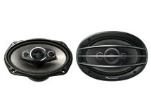 Parlantes Pioneer TS-A6984S $59.990