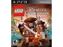 Juego PS3 LEGO Pirates of the Caribbean $9.990