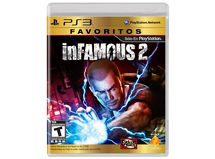 Juego PS3 inFamous 2 $12.990