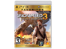 Juego PS3 Uncharted 3: Drake's Deception $14.990