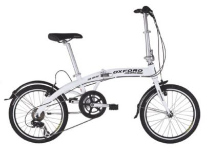 Bicicleta Plegable Oxford Folding Bike Aro 20