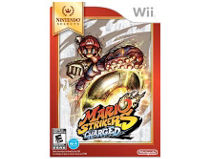 Juego Nintendo Wii Mario Strikers Charged $9.990