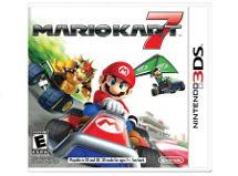Juego Nintendo 3DS 'Mario Kart 7' $27.990