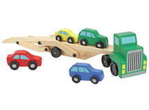 Melissa and Doug Camión de Madera