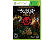 juego Xbox 360 Gears of War Triple Pack $15.990