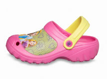 Sandalia Disney Niña Princesas Flower $6.990