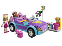 Lego FRIENDS El Fantastico Convertible De Stephanie. $13.990