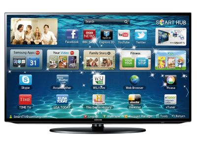 LED Samsung 32 Pulgadas Smart TV UN32EH5300 Full HD