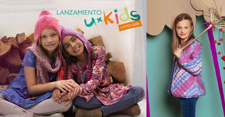Lanzamiento nueva línea Umbrale Kids