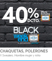 Black Weekend moda