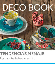 Deco Book, Tendencias Menaje