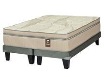 cama-europea-gris-máximo-cobre-2-plazas-base-dividida