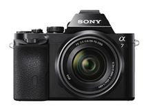 Camara Sony ILCE-7K