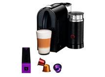 cafetera-nespresso-u&milk-negra