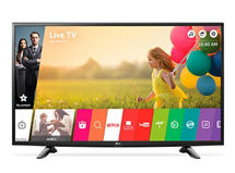 "LED 43"" UH6100 Smart TV UltraHD 4K"