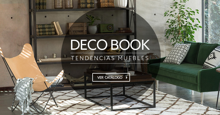 DecoBook, Tendencias Muebles